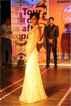 The #FashionShow conceptualized, choreographed and directed by duo BASANT RAI & ANUJ SINGH #RunwayShow #TourDe #India