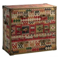 Howard Kilim Chest of Drawers - Chest of Drawers - Furniture - Andrew Martin