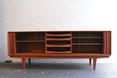 Bernhard Pedersen teak sideboard