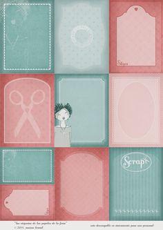 diseñado en 2014 para la Feria Scrap+ descargable gratuito naltin (el blog de marisa bernal): papeles para scrapbooking