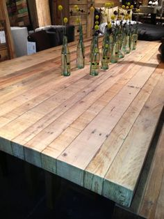 The Tahoe Table from Four Hands.