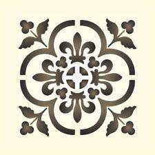 Maler Wandschablone Wandschablonen Schablone Historisches Ornament 12