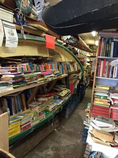 Book store at Venice