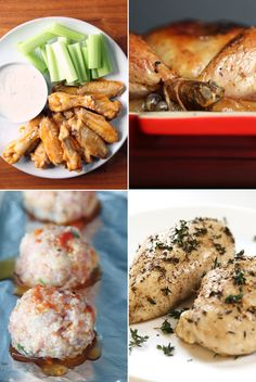 You chicken deserves to taste better. Here's a few hacks to get there. Healthier / low carb / high protein . from Popsugar