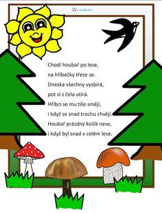 Fall Crafts, Poems, Preschool, Education, Autism, Autumn Crafts, Poetry, Kid Garden, Verses