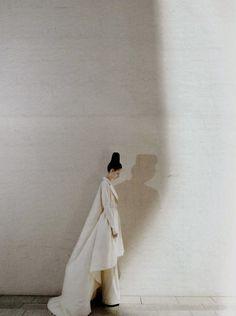 Suzie Bird in AnOther F/W 2011 by Camille Vivier