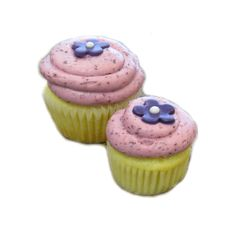 Madame Blueberry is the newest flavour at Cupid's Gourmet Bakery