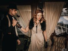 Фото проект «Чикаго 30-х гг.» Victorian, Dresses, Fashion, Moda, Vestidos, Fashion Styles, Dress, Dressers, Fashion Illustrations