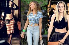 carrie bradshaw outfits | 10 Styles only Carrie Bradshaw could wear