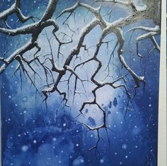 Hey, I found this really awesome Etsy listing at https://www.etsy.com/listing/269814790/snow-on-the-branches