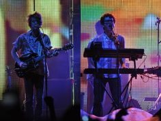 MGMT @ Puerto Rico Indie Music Fest 2012