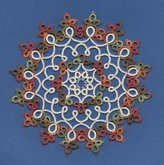 Tatting by the Bay: Doily is Done