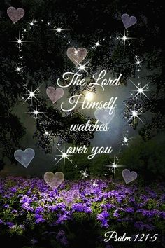 God Bless you and keep you safe in His loving care always .