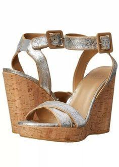 Black New Toddler Wedge Cork Heels Girls Sandals Kids Slippers Shoes Size 11