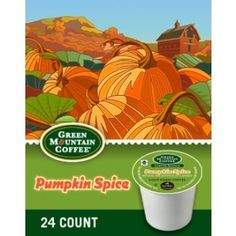 The best time of the year, its not fall, its Keurig Kcup Pumpkin Spice season!