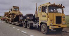 Scammell Crusader - British Coal Heavy Duty Trucks, Heavy Truck, Antique Trucks, Vintage Trucks, Classic Trucks, Classic Cars, Trailers, Big Tractors, Old Lorries