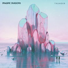 "97.8k Likes, 3,297 Comments - Imagine Dragons (@imaginedragons) on Instagram: ""thunder. worldwide tomorrow."""