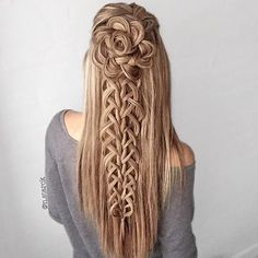 """17.9k Likes, 606 Comments - Hairstyles (@hair.style) on Instagram: """"Yes or no? Tag your friends!"""""""