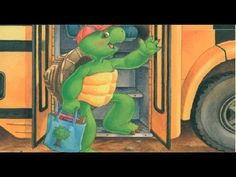 Franklin Goes to School Short Storie - YouTube