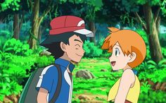 Beautiful ♡ Pokeshipping ^.^ ♡