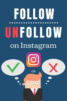 Follow/unfollow is one very famous way to grow fast on Instagram. But should you use it for your own Instagram profile? Find out now! #InstagramMarketing Social Media Management Tools, Social Media Tips, Social Media Marketing, Internet Marketing, Instagram Marketing Tips, Instagram Tips, More Instagram Followers, How To Get Clients