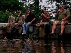 Duck dynasty!