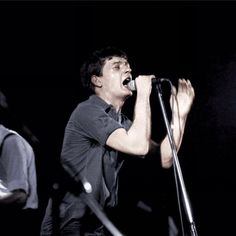 Ian Curtis  29 February 1980: The Lyceum, London