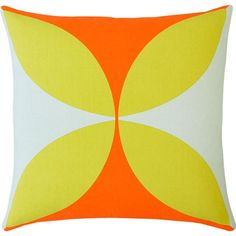 Eclipse Pillow by cb2 #Pillow
