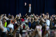 Campaign Over President Trump Will Hold a (What Else?) Campaign Rally   By JULIE HIRSCHFELD DAVIS from NYT U.S. http://ift.tt/2kMU5O5 via IFTTT