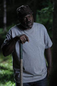Frankie Faison as Sugar Bates, Banshee, Cinemax 2013