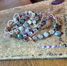 Beaded Bracelets, Charmed, Jewelry, Fashion, Moda, Jewlery, Jewerly, Fashion Styles, Pearl Bracelets