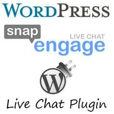 WP Snap Engage Live Chat Plugin for WordPress