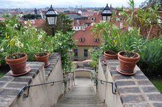 Zahrada na Valech, Tuinen op de wallen, Burchttuinen, Praag, Castle Gardens, Prague own picture