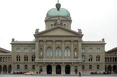 Switzerland Bundeshaus