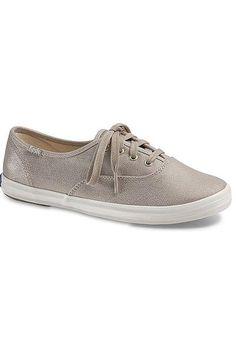 108912eef94e57 Metallic Canvas Keds. City StreetsAthletic ShoesShoes SneakersSoleKeds  ChampionStreet StyleCanvas MaterialMetallicLoafers ...