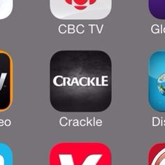 Crackle – Apps That Stream Free TV Content