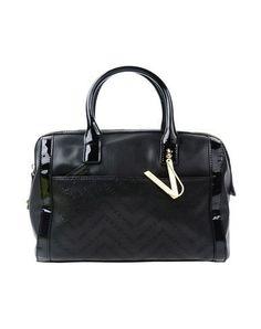 VERSACE JEANS Women's Handbag Black -- --