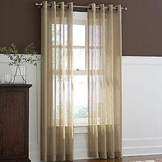 Option for living room windows