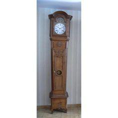 Horloge De Parquet En Chêne