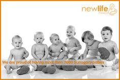 More then 7000 successful parents. What can be more then rewarding