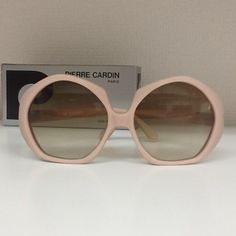 Pierre Cardin 1960's vintage Sun glassese
