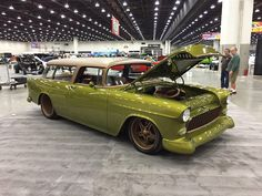 The 65th Annual Meguiar's Detroit Autorama held at Cobo Hall is coming to life. Read More