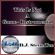 This Is Not a Game (Instrumental) Cityside Records, Instr... http://a.co/2mKXq4v