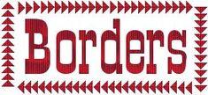 Borders.