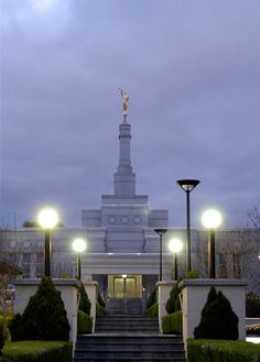 Perth Australia Temple. #LDS #Mormon