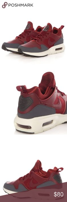 NIKE AIR MAX PRIME SL TEAM RED/ TEAM RED-DARK GREY Nike Shoes Sneakers