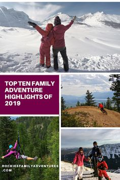We had a great year traveling and exploring as a family across Alberta and British Columbia along with Northern Idaho and Montana. Family Adventure, Adventure Travel, Travel With Kids, Family Travel, Best Campgrounds, Travel Guides, Travel Tips, Visit Canada, Banff National Park