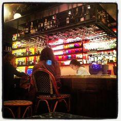 Heteroklito wine bar Times Square, Wine, Bar