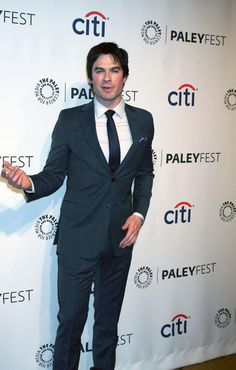 Ian Somerhalder Threatened To Quit The Vampire Diaries: