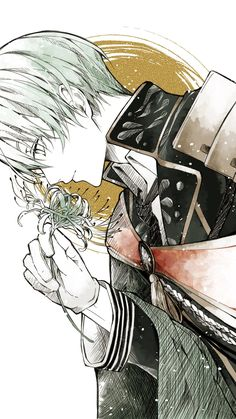 Manga Boy, Manga Anime, Anime Art, Anime Boys, Anime Character Drawing, Manga Drawing, Touken Ranbu, Boy Images, Cool Animations